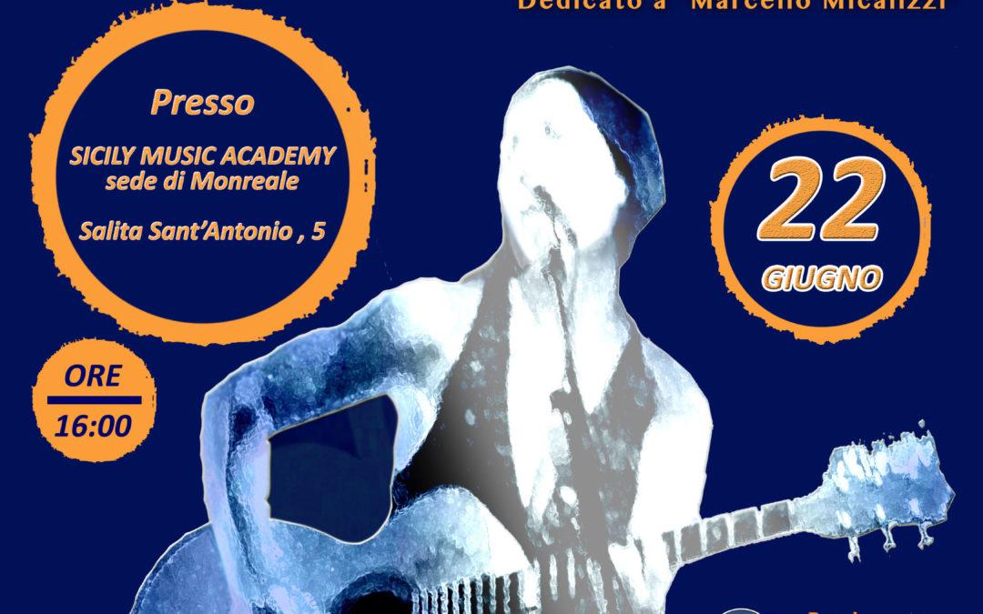 """ARRIVANO I CASTING DEL CONCORSO """"UNA VOCE PER MONREALE"""" dedicato a Marcello Micalizzi !!!"""